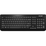 Tastatura Delux 3110U USB Neagra