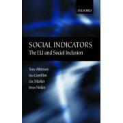 Social Indicators by Tony Atkinson