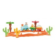Smoby Cotoons Musical Train Version Light, Multi Color