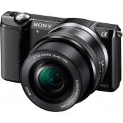 Sony A5000 + 16-50mm - Zwart