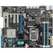 Asus P9D-E/4L Scheda Madre, Sata 6Gb/s, DDR3