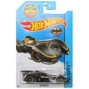 Hot Wheels HW City 62/250 Batman Batmobile with Yellow Line Tires by Hot Wheels