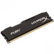 Kingston HyperX Fury Black 8GB DDR3 PC3-12800 1600MHz CL10 HX316C10FB/8