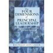 Four Dimensions of Principal Leadership by Reginald Green
