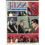 Jazz Magazine - Barney Et Sa Bande - N°357 - Janvier 1987.