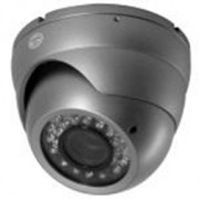 Caméra dôme Sony IR 700 lignes 30m noir