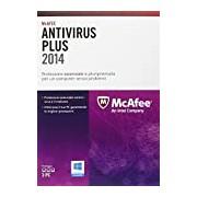 McAfee AntiVirus Plus 2014 3Us IT