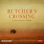Butcher's Crossing, 7 Audio-CDs