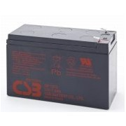 Bateria para UPS-SAI 12v 7,2Ah plomo CSB GP1272