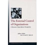The External Control of Organizations by Jeffrey Pfeffer