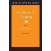 Introduction to Company Law by Paul L. Davies