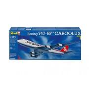 Revell 04885 - Boeing 747-8F Cargolux Kit di Modello in Plastica, Scala 1:144