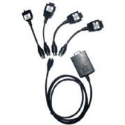 Samsung zestaw kabli 4-w-1