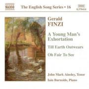 G. Finzi - Tenor Songs (0747313041473) (1 CD)