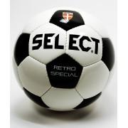 Select focilabda Retro Special fehér/fekete