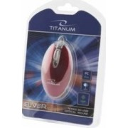 Mouse Esperanza TM112R Titanum Optic 1000DPI Rosu