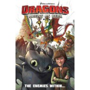 Dragons: Riders of Berk Collection, Volume 2: The Enemies Within