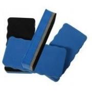 "Neo Plex 4 1/4"" X 2 1/8"" Magnetic Ripple Sided Dry Erase Eraser Set Of 50"