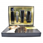 Set Gold Rush Man 4 Piezas 100 Ml Eau De Toilette + 10 Ml Eau De Toilette +Body De Paris Hilton