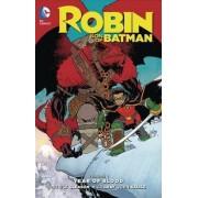 Robin Son of Batman: Year of Blood Vol 1 by Patrick Gleason