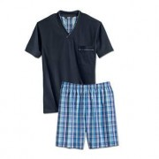 Lieblings-Pyjama No. 25, 60 - Navy/Multicolor