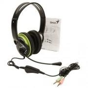 Genius-HS-400A-slusalice-sa-mikrofonom-zelene