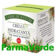 Crema Hidratanta Pentru Ten Uscat Si Sensibil 50ml Manicos