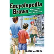 Encyclopedia Brown Takes the Case by Donald J Sobol