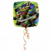 Balon folie 45 cm Testoasele Ninja