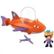 Octonauts Flying Fish GUP-B Playset
