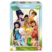 Educa Disney Tündérek puzzle, 100 darabos