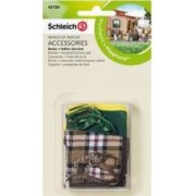Figurina Schleich Blanket and Headstall 2 Pieces Set