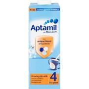 Aptamil Latte Di Crescita Già Pronti Per I Più Piccoli 2Yr + (1L) (Confezione da 6)
