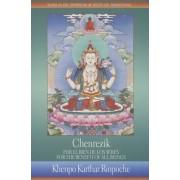 Chenrezik: For the Benefit of All Beings / Chenrezik: Por El Bien de Los Seres by Khenpo Karthar Rinpoche