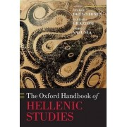 The Oxford Handbook of Hellenic Studies by George Boys-Stones