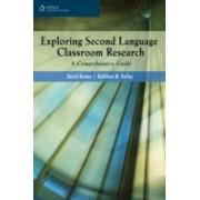 Exploring Second Language Classroom Research by David Nunan