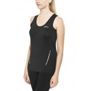 asics Essentials Koszulka do biegania Kobiety czarny Koszulki do biegania bez rękawów