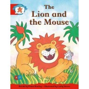 Literacy Edition Storyworlds 1 Once Upon a Time World, the Lion and the Mouse by Diana Bentley
