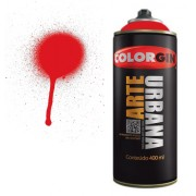 Spray Arte Urbana 400ml Vermelho Malagueta