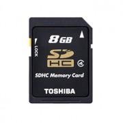 Toshiba N102 Tarjeta SDHC 8GB Clase 4