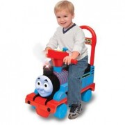 Kiddieland Thomas the Train Foot- To- Floor Ride- On with Steam