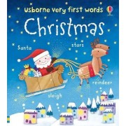 Usborne Very First Words: Christmas by Felicity Brooks