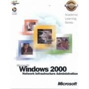 Microsoft Windows 2000 Network Infrastructure Administration by MICROSOFT CORPORATIO