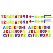 PlayGo Alphabet Magnetic Letter Numbers and Mathematical Figures (86-Piece)