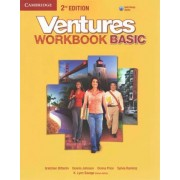 Ventures Basic Value Pack (Student's Book with Audio CD and Workbook with Audio CD) by Gretchen Bitterlin