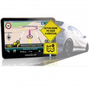 Navigator GPS 5'' Smailo HD 5.0 FEU LMU harta full Europa + actualizari gratuite (Smailo)
