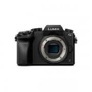 Aparat foto Mirrorless Panasonic Lumix DMC-G7 16.1 Mpx Black Body