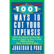 1001 Ways to Cut Your Expenses by Jonathan Pond