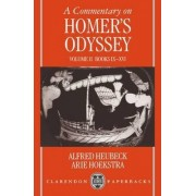 A Commentary on Homer's Odyssey: Books IX-XVI Volume II by Alfred Heubeck