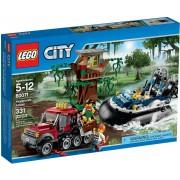 LEGO City Hovercraft Achtervolging - 60071